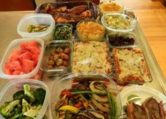 Preparing and Planning Weekly Meals