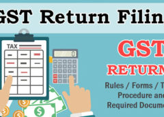 Who is required to file for GST return and who are exempted from filing it?