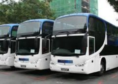 Why Should You Choose A Charter Bus